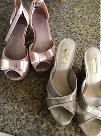 Woman Melissa size 7 Bow Shoes Los Angeles, 90001