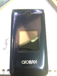 Black alcatel flip phone Albuquerque, 87121