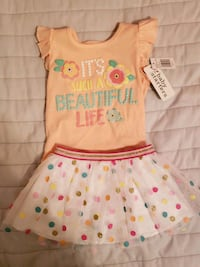 Baby girls outfits size 18 months  Mission, 78572