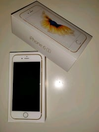 iPhone 6s Gold 128gb SOM NY Stockholm, 163 46