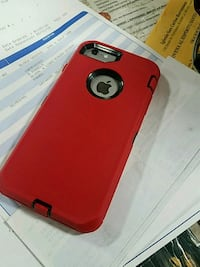 red and black iPhone case Attleboro, 02703