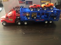 Towing truck with 4 cars Linden, 07036