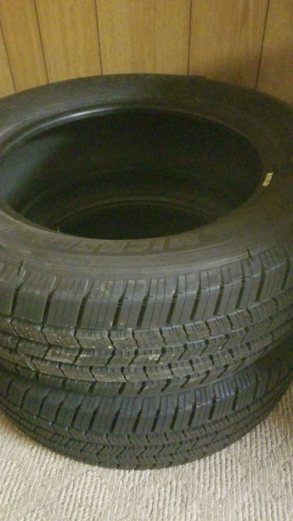 2 new 245/60r18 tires