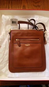Authentic Coach Swagpack Handbag