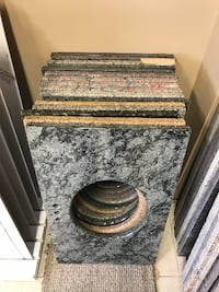 Pre - Cut Granite Counter tops null