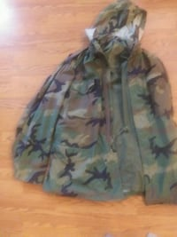 Army Cold Weather Parka Beebe, 72012