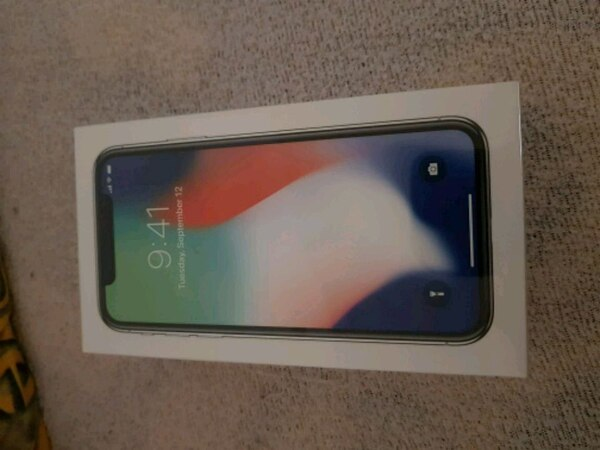 For sale iphone x 64gb
