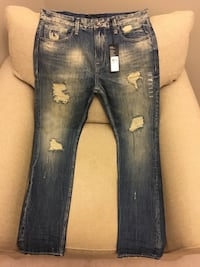 Guess Jeans Slim Tapered 34x32 Mississauga, L5R