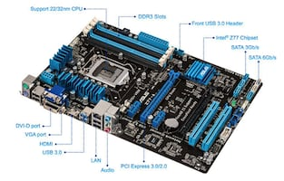 ASUS Z77-A
