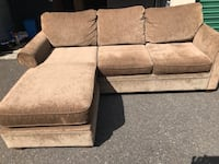 Nice reversible sectional couch FREE DELIVERY! Portland, 97266