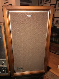 Vintage BX-1200 Coral Speakers with original boxes. Barely used. Excellent condition. Durham, 27704