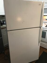 Whirlpool refrigerator  Boiling Spring Lakes, 28461