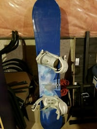 Morrow Snowboard, boots and bindings  Bowmanville, L1C 0E5