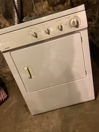 Electric Kenmore dryer