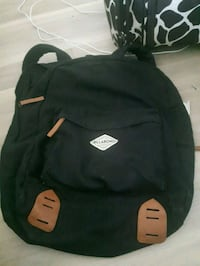 Black billabong backpack  Airdrie, T4B 3A1