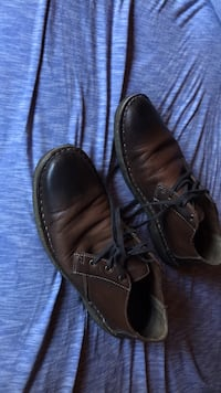 pair of brown leather dress shoes Calistoga, 94515