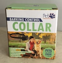 Rechargeable bark collar, brand new in box Middletown, 06457