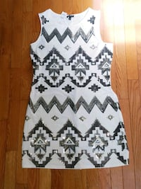 NWT. Express Sexy Aztec dress size L Rockville, 20850