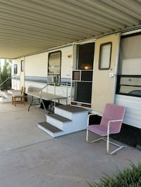 30 ft rent paid till 10/19 Casa Grande, 85122