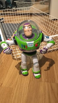 Buzz Lightyear actionfigur Oslo, 0661