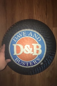 """Dave & Busters"" PlayGround Ball Virginia Beach, 23456"