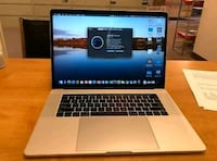 "MacBook Pro 15"" late 2016 version Orangeville, 84537"
