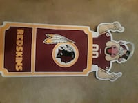 NFL redskin  flag Richmond, 23224