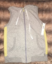 DKNY zip-up vest Des Moines, 50310