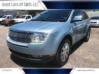 Lincoln MKX 2008 Fort Meyers