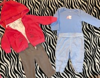 Two 3 mos outfits Louisville, 40214