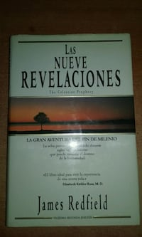 Libro Las nueve revelaciones de james redfield