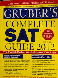Free book. SAT Study guide