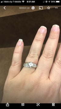Gold and Diamond ring Bakersfield, 93309