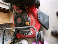 2 gas mowers and an electric trimmer  Las Vegas, 89121