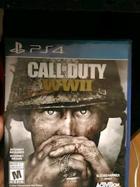 Call of duty ww2 Ps4 Mississauga, L4T 2L8
