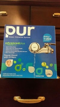 Pur water filter South Riding, 20152