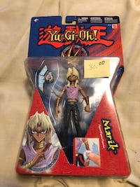 Collectible Yu-Gi-Oh action figure