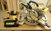 Dewalt cordless miter saw Maple Ridge, V2W 1G3