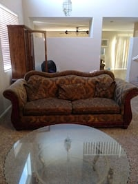 Couch & Love Seat North Las Vegas, 89081