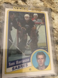 TOM BARASSO ROOKIE CARD Mississauga, L4Z