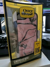 iPhone 5 Otter Box Defender Brand New! Fairfax, 22031