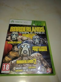 BORDERLANDS TRIPE PACK XBOX Móstoles, 28933