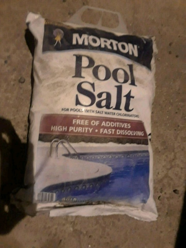 Morton Pool Salt pack