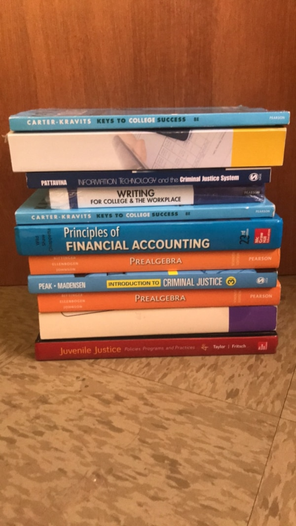 College Books For Sale >> Used College Books For Sale In New York Letgo