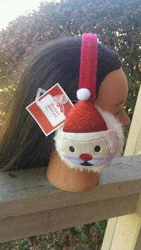 New with tag Santa Earmuffs Goodlettsville, 37072