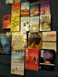11 books for $10 (some sold) Colorado Springs, 80904