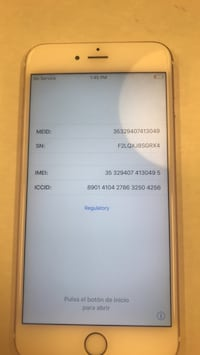 Factory Unlocked iPhone 6s Plus 56 km