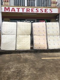 Only twin mattress new for $49  Dallas, 75217
