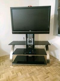 """42"""" L-G Flat Screen Television With Stand. Newmarket, L3Y 8J5"""