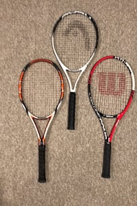 TENNIS RACKETS PACKAGE (3) New Hyde Park, 11040